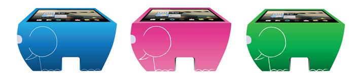 Table Tactile pour Enfants WIFI
