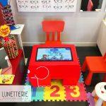 Table tactile enfants table kid's opticien la lunetterie lourdes