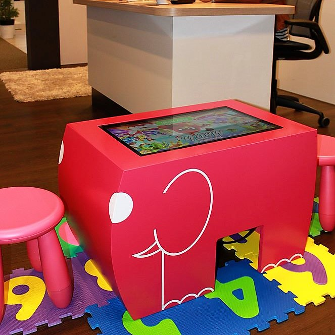 touch table for kids