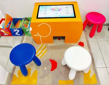 Touchtable for kids Table Kid's
