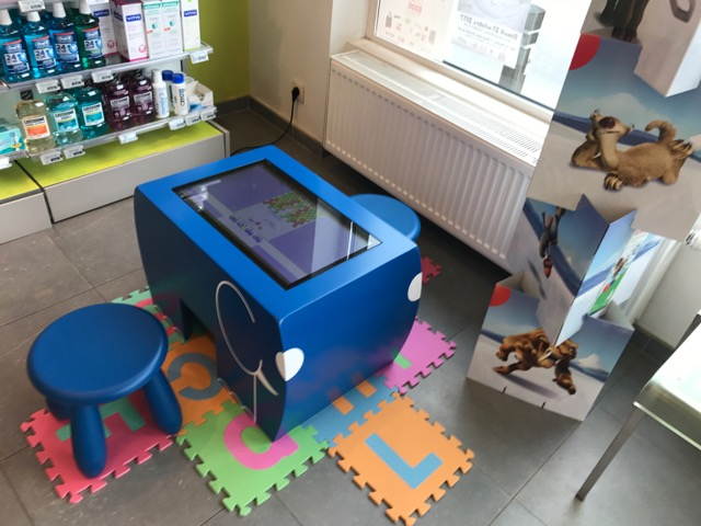 touchscreen table for kids table kid's